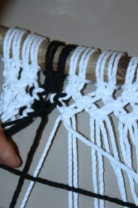 Workshop macrame wandhanger
