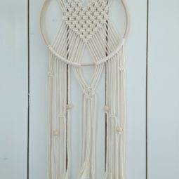Workshop macrame in cirkel