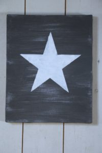 wanddecoratie ster