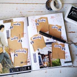 Workshop creative bullet journal