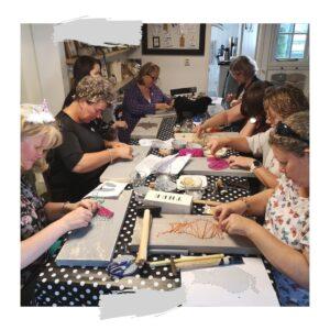 Creatieve workshops Friesland